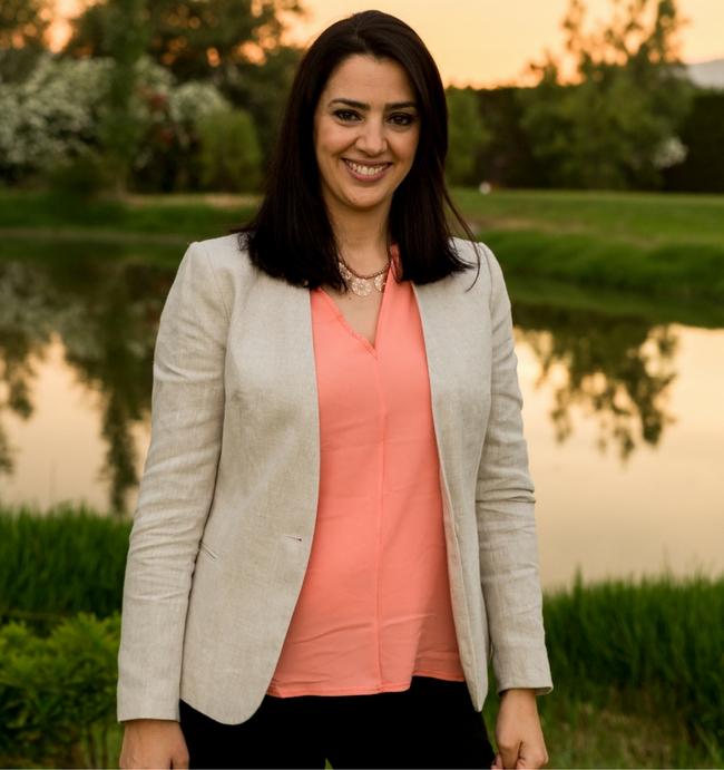 Yasmina BOUSRAOU-KOUBAA, Directrice Ressources Humaines