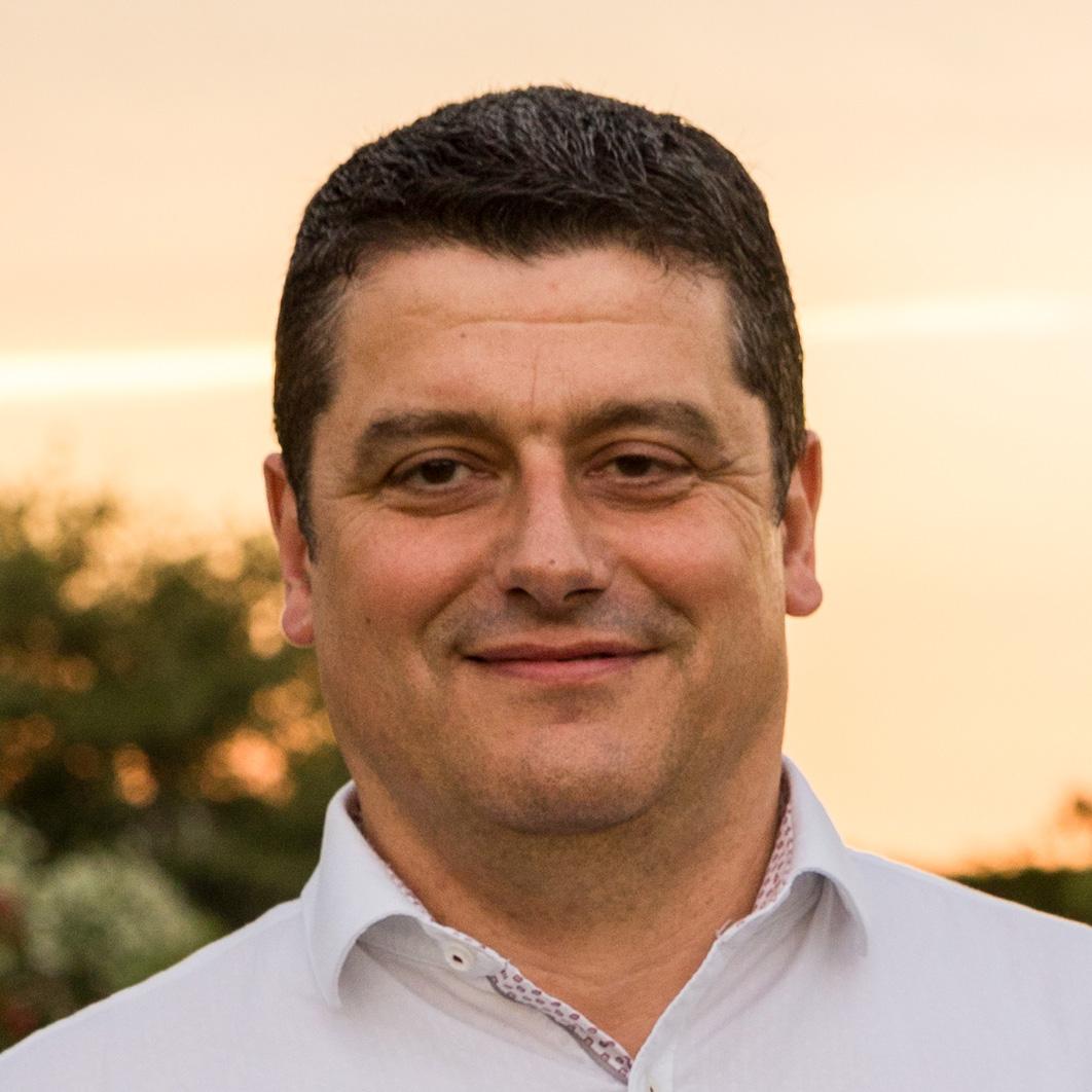 Eric DOMERGUE Directeur Productions et Nutrition Animales