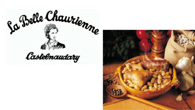 Logo La Belle Chaurienne cassoulet