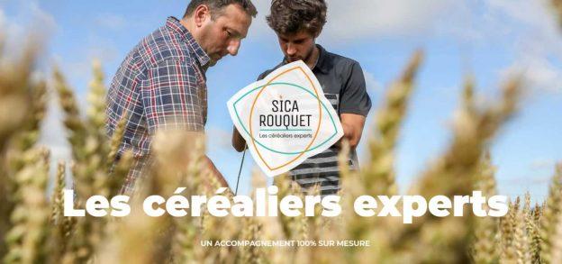 Un nouveau site Internet pour Sica Rouquet